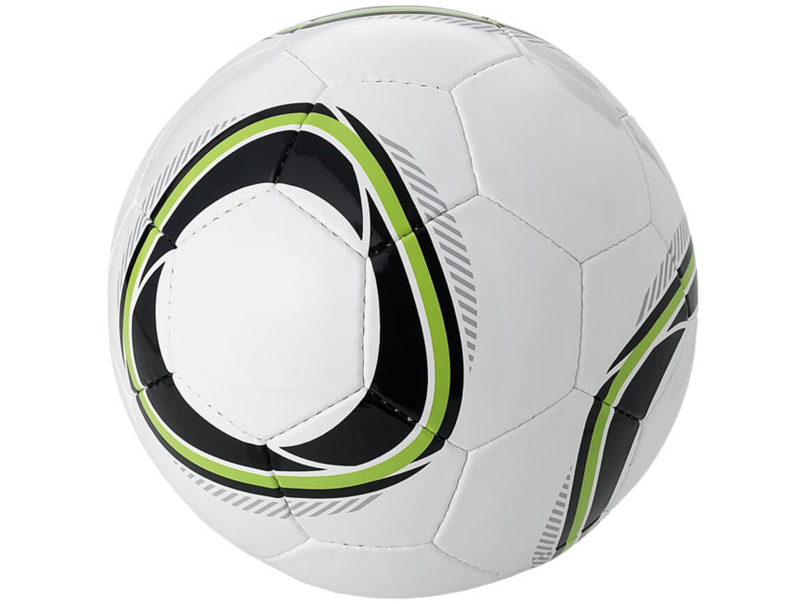 Hunter Fußball Größe 4, weiss, schwarz bedrucken, Art.-Nr. 10026400