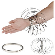 Agata Antistress Flow Ring bedrucken, Art.-Nr. 102503