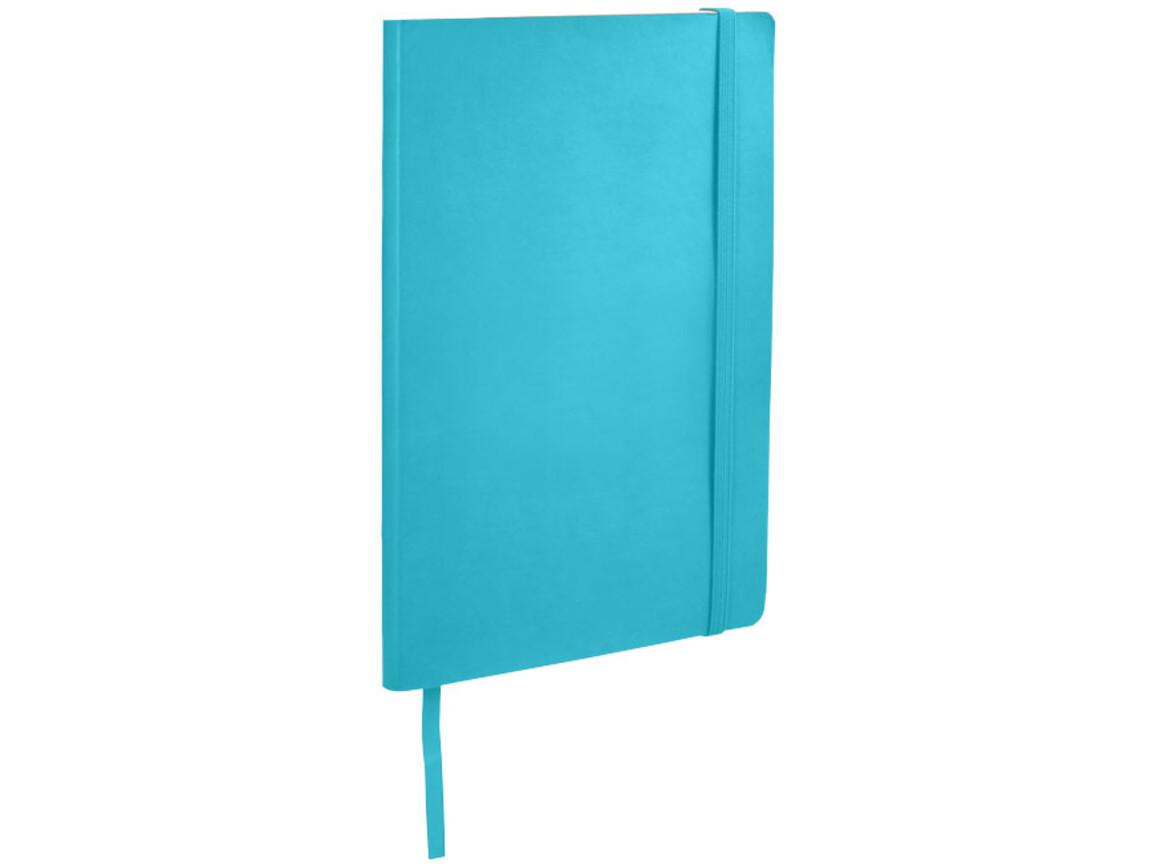 Classic A5 Soft Cover Notizbuch, hellblau bedrucken, Art.-Nr. 10683003