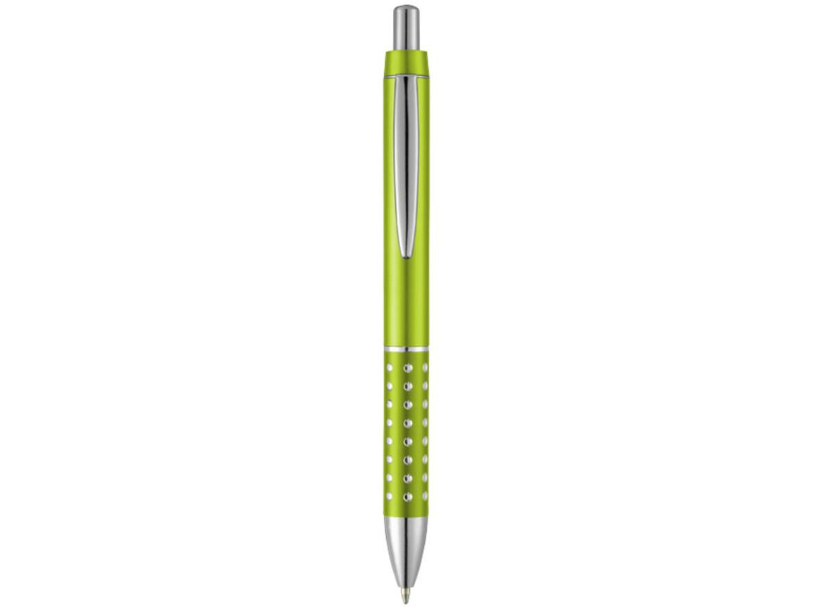 Bling Kugelschreiber mit Aluminiumgriff, limone bedrucken, Art.-Nr. 10690104