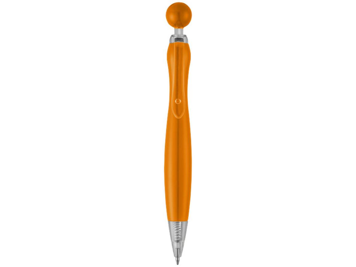 Naples Kugelschreiber, orange bedrucken, Art.-Nr. 10690205