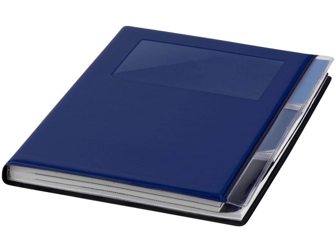 Tasker A5 Hard Cover Notizbuch, royalblau bedrucken, Art.-Nr. 10698001