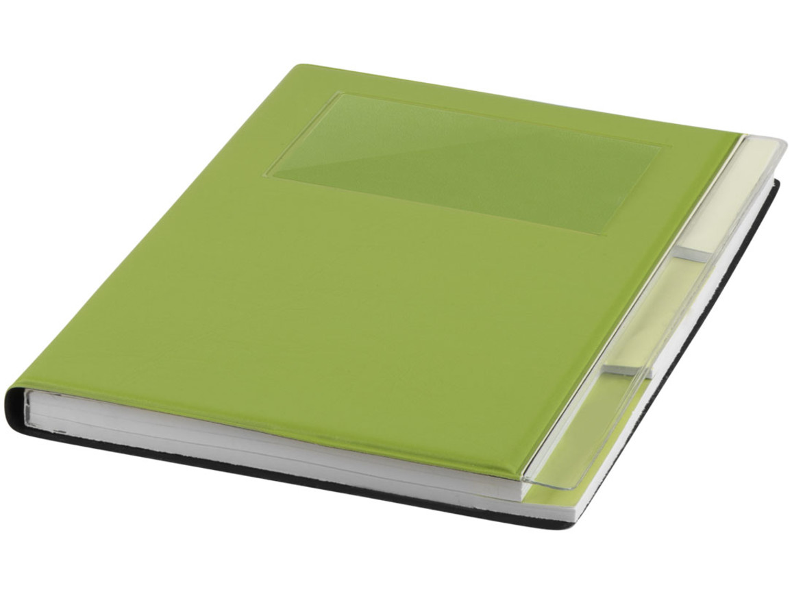 Tasker A5 Hard Cover Notizbuch, limone bedrucken, Art.-Nr. 10698003
