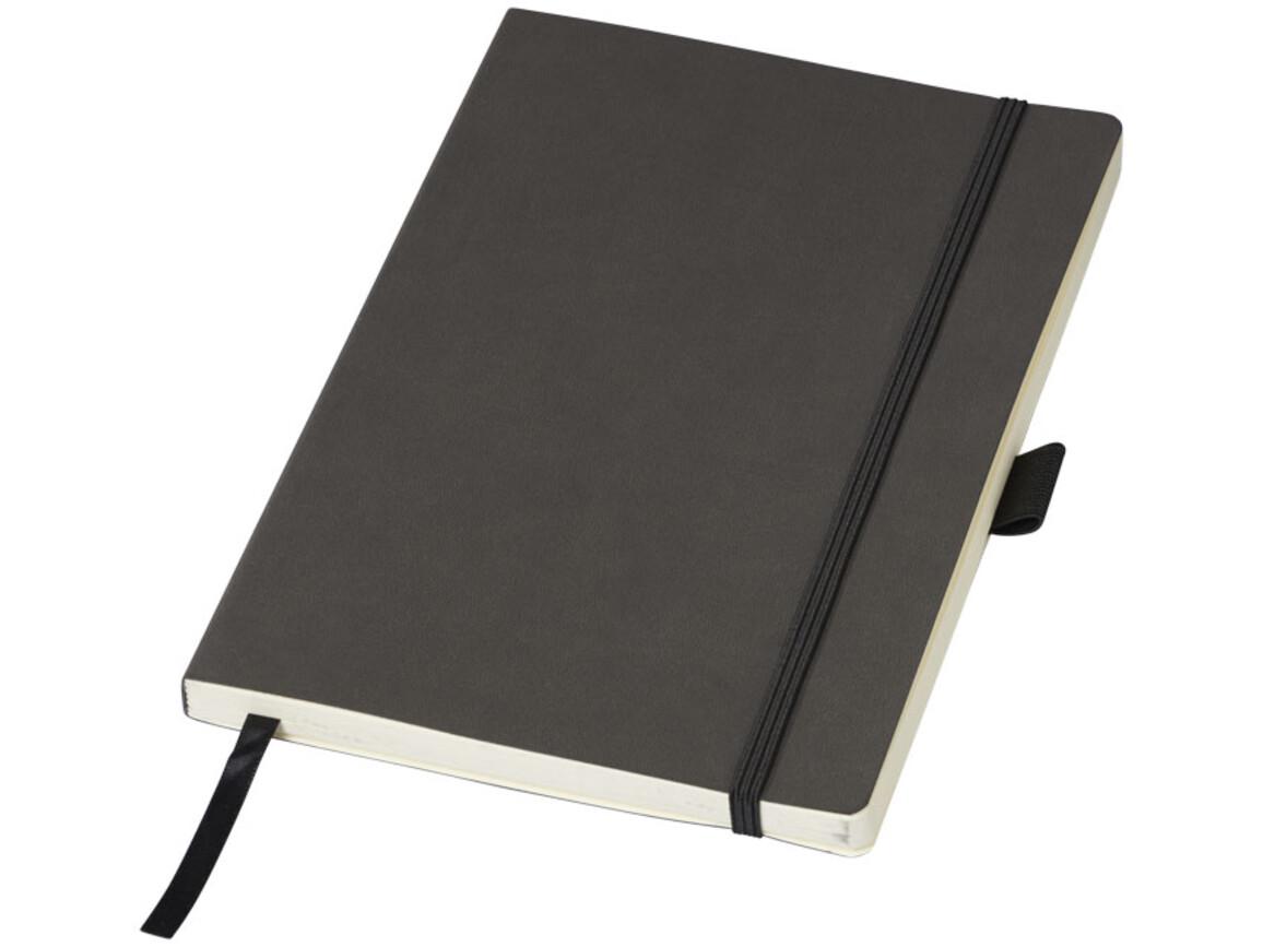 Revello A5 Soft Cover Notizbuch, schwarz bedrucken, Art.-Nr. 10707900