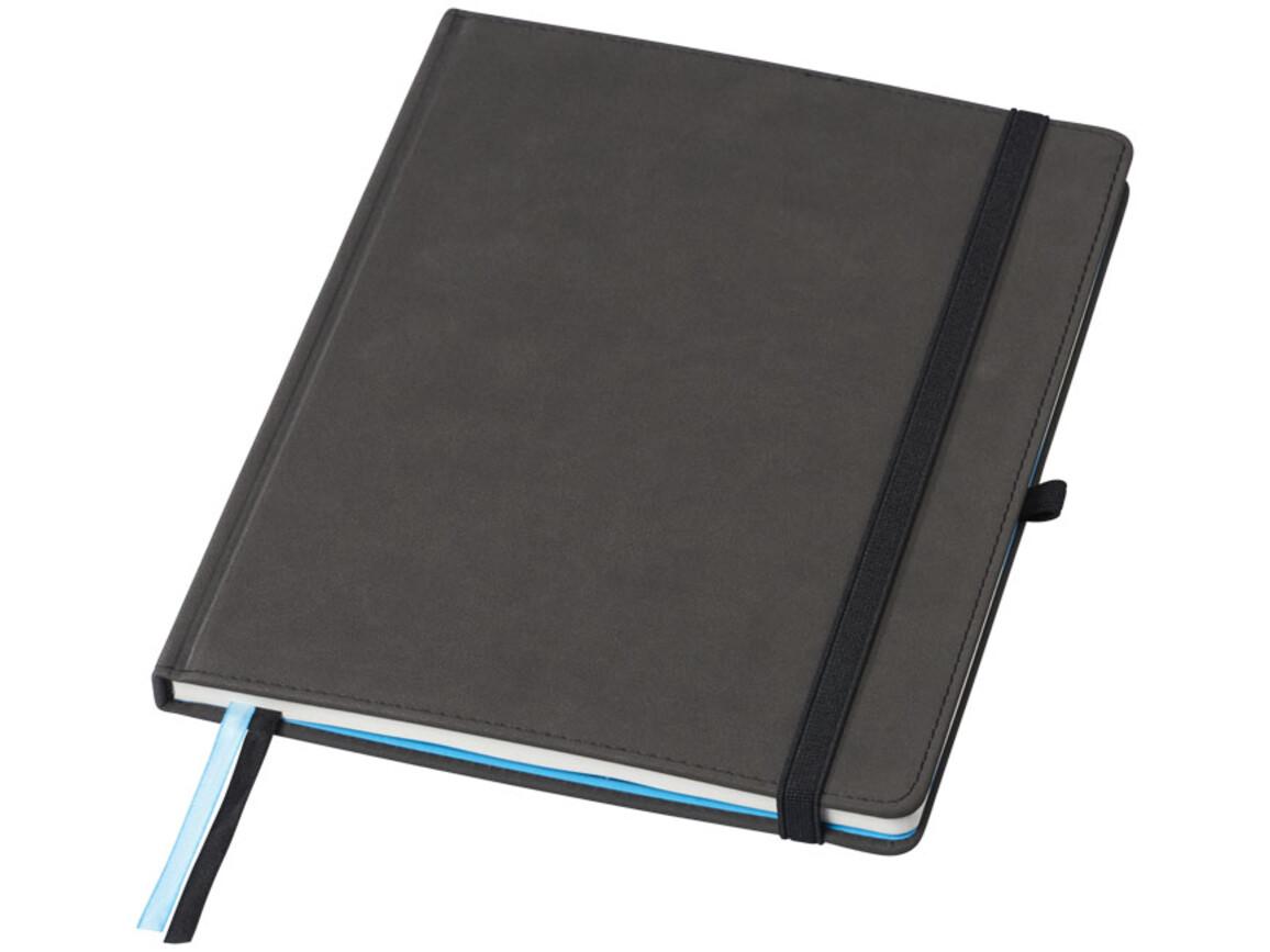 Conference B5 Notizbuch mit leeren Seiten, schwarz bedrucken, Art.-Nr. 10708000