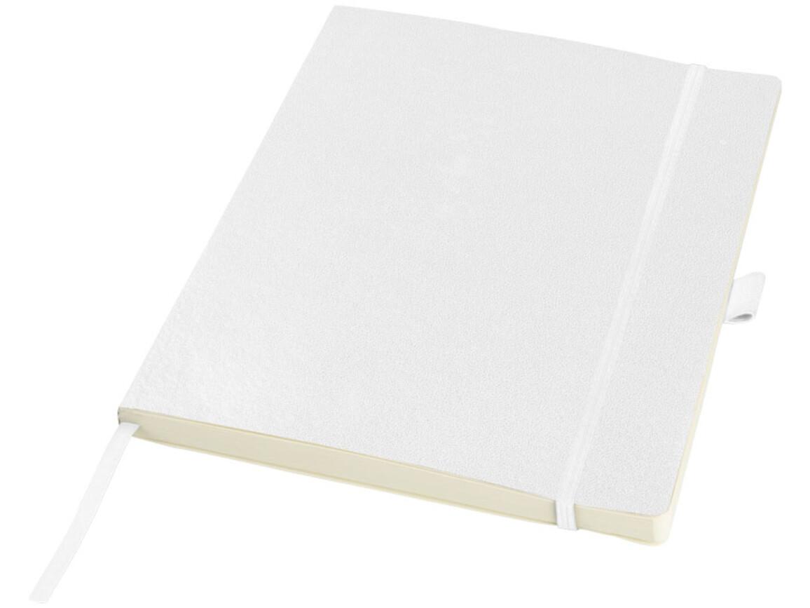 Pad Notizbuch in Tabletgröße, weiss bedrucken, Art.-Nr. 10710802