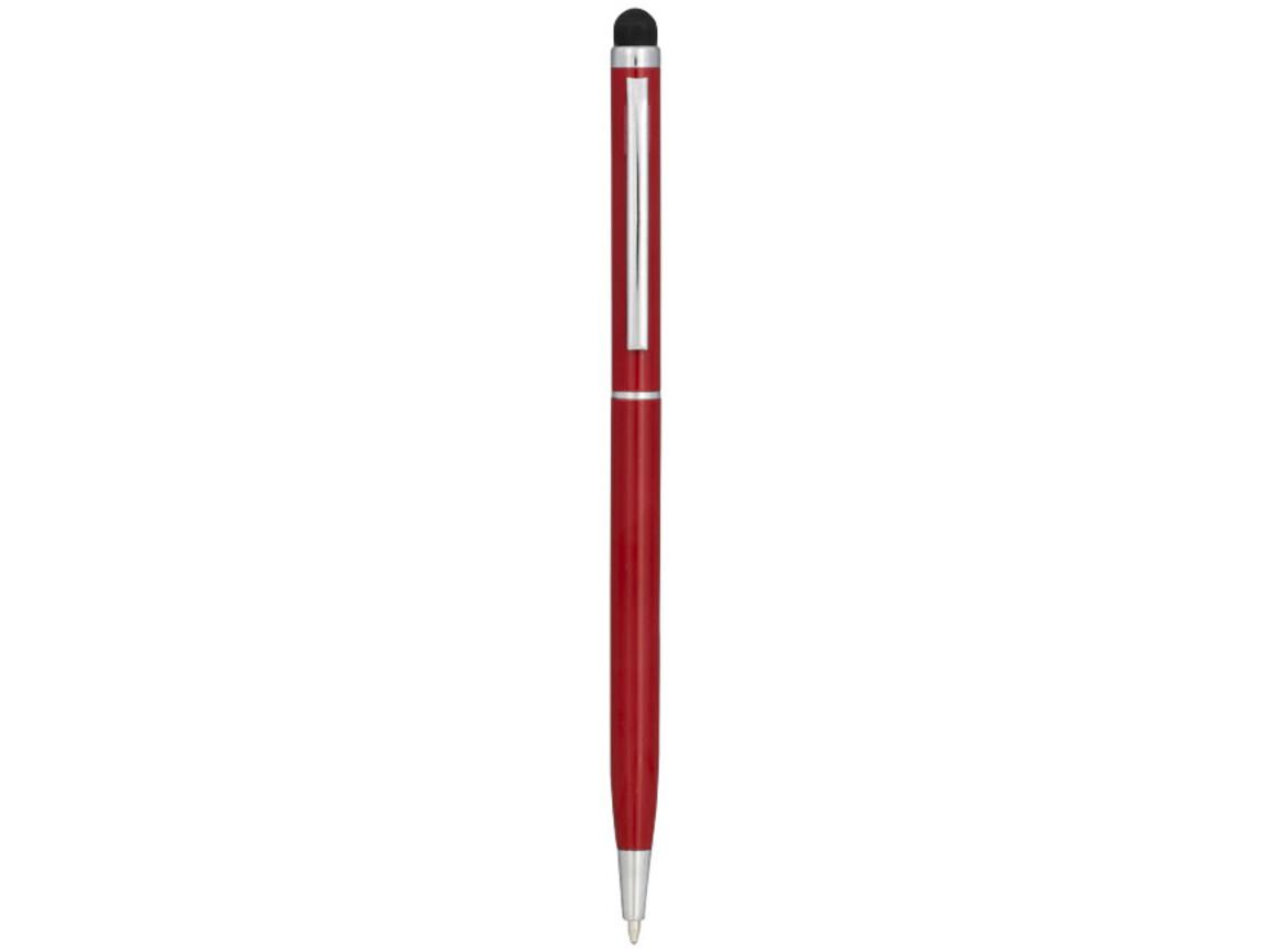 Joyce Aluminium Kugelschreiber, rot bedrucken, Art.-Nr. 10723304