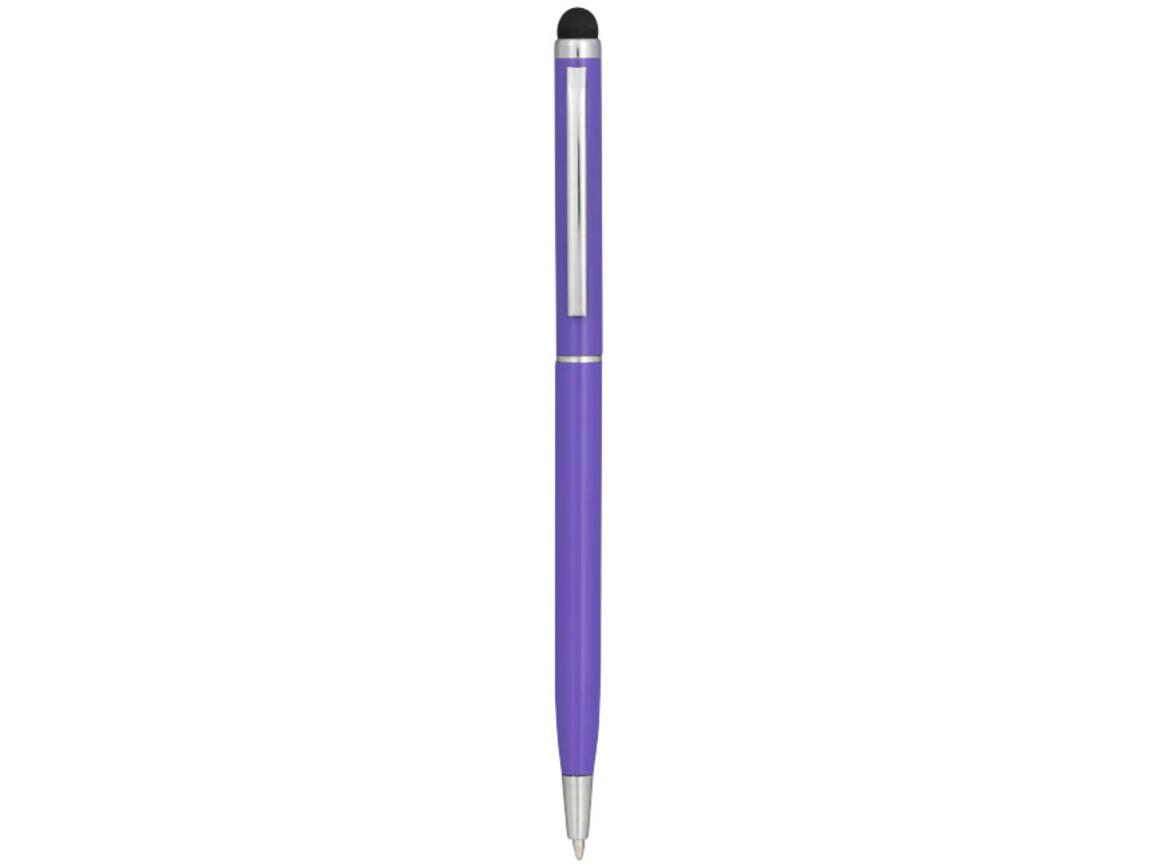 Joyce Aluminium Kugelschreiber, lila bedrucken, Art.-Nr. 10723310