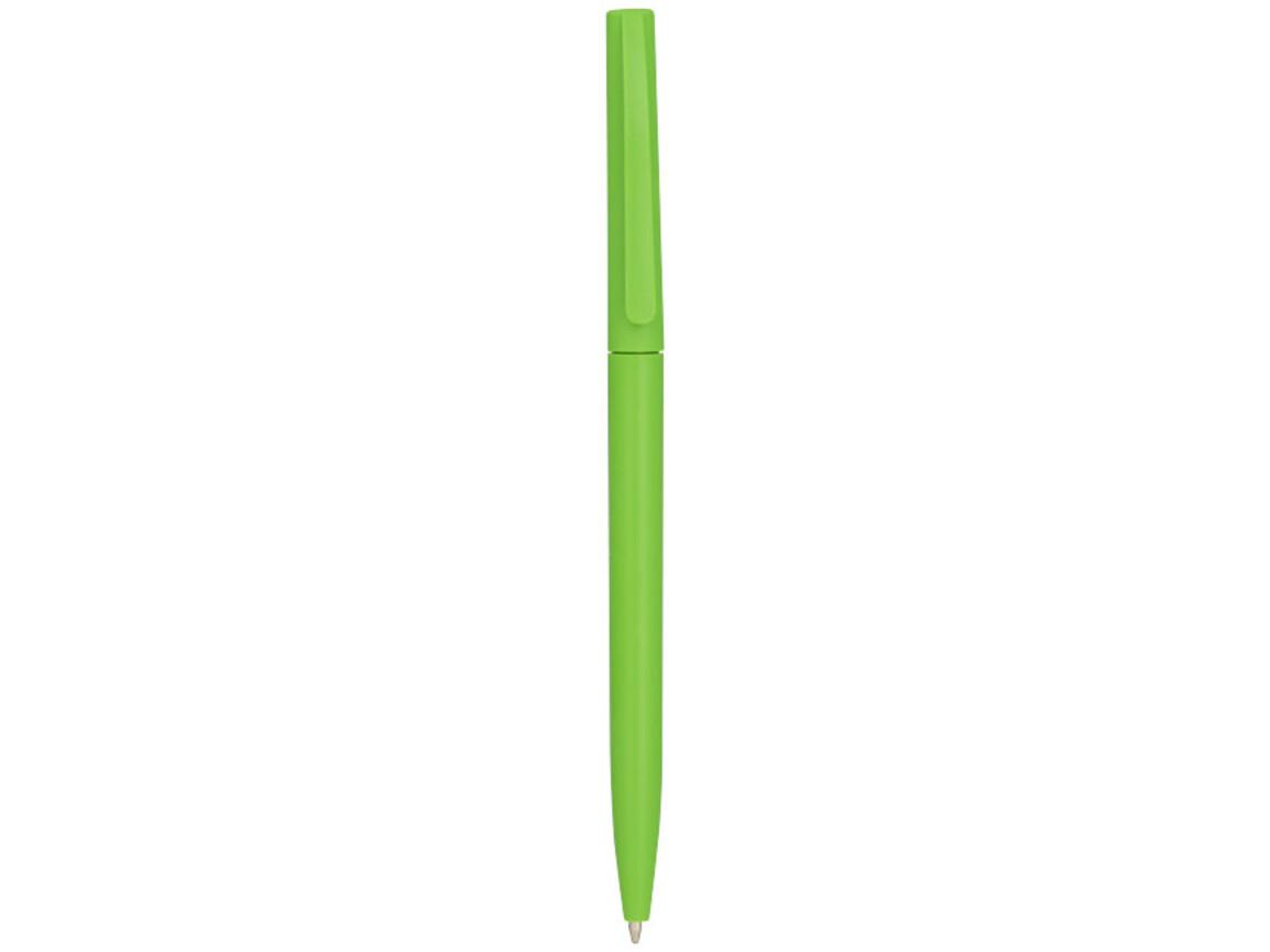 Mondriane Kugelschreiber, grün bedrucken, Art.-Nr. 10723503
