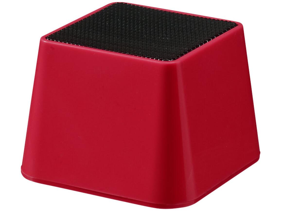 Nomia Bluetooth® Lautsprecher, rot bedrucken, Art.-Nr. 10819205