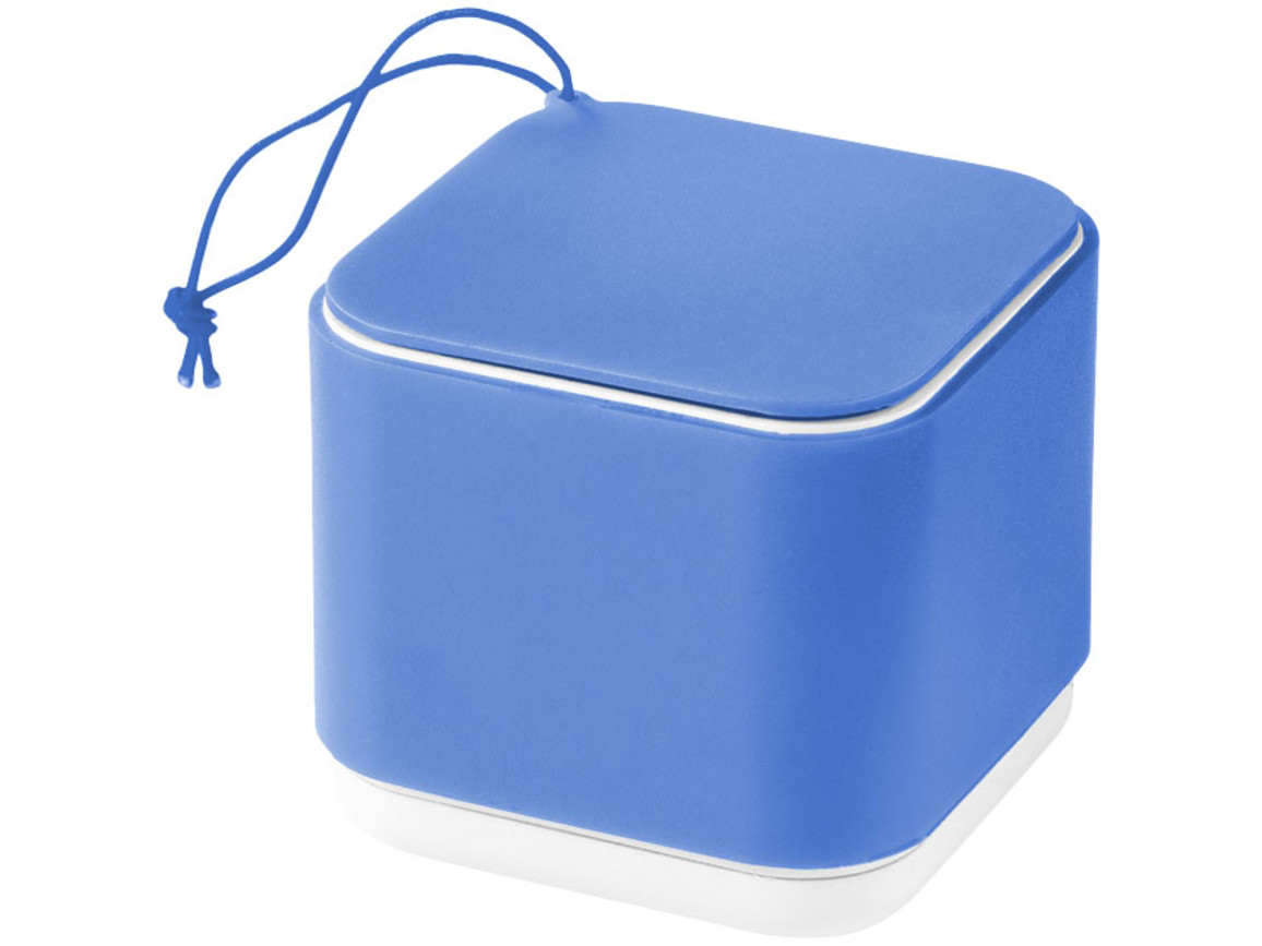 Nano Bluetooth® Lautsprecher, blau bedrucken, Art.-Nr. 10824401