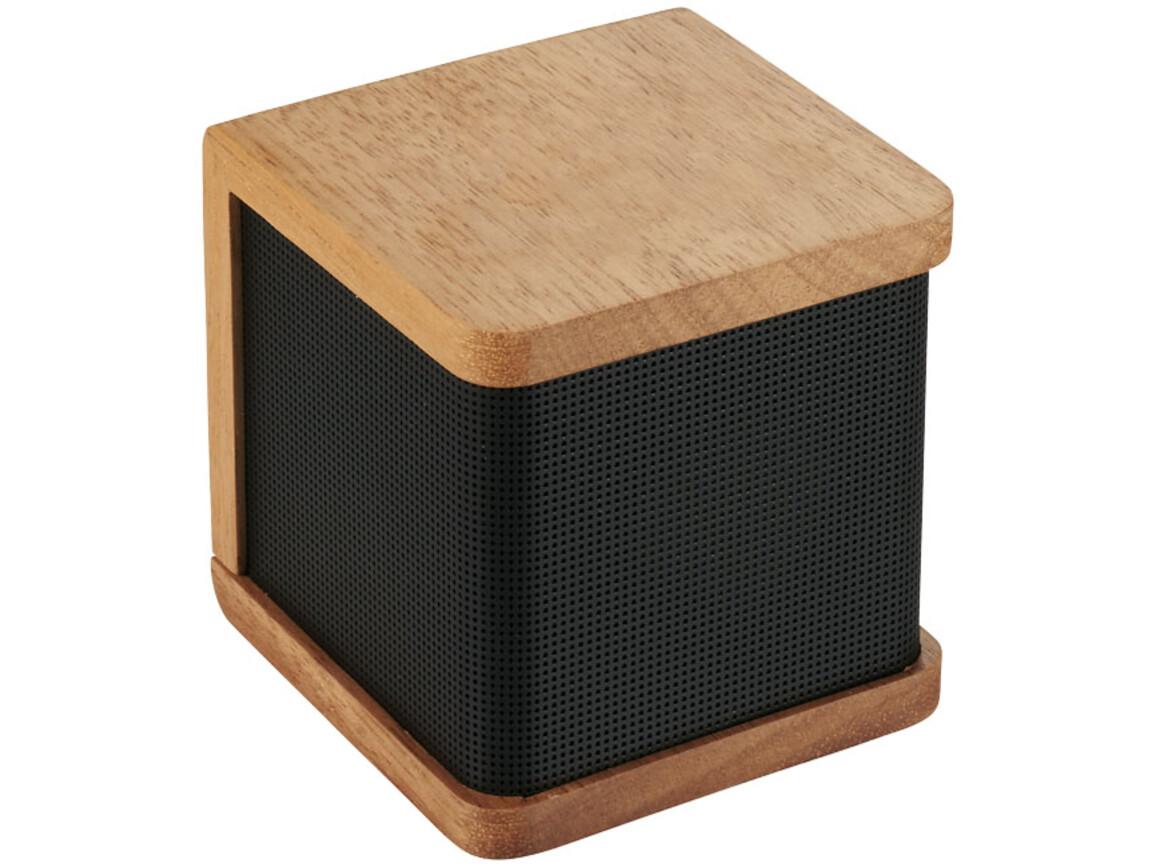Seneca hölzerner Bluetooth® Lautsprecher, holz bedrucken, Art.-Nr. 10830400