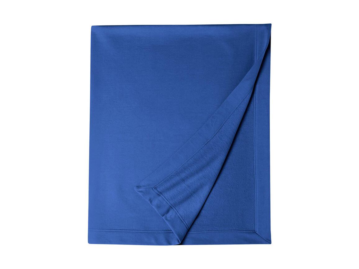 Gildan Gildan DryBlend® Fleece Stadium Blanket, Royal, One Size bedrucken, Art.-Nr. 001093000