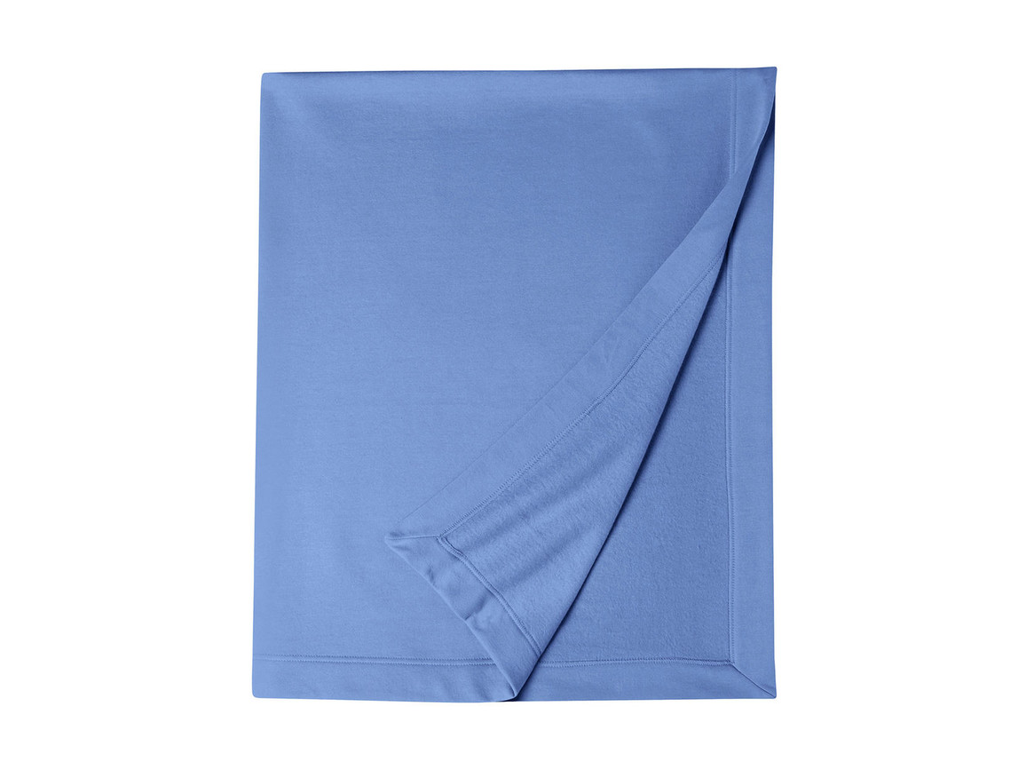 Gildan Gildan DryBlend® Fleece Stadium Blanket, Carolina Blue, One Size bedrucken, Art.-Nr. 001093220