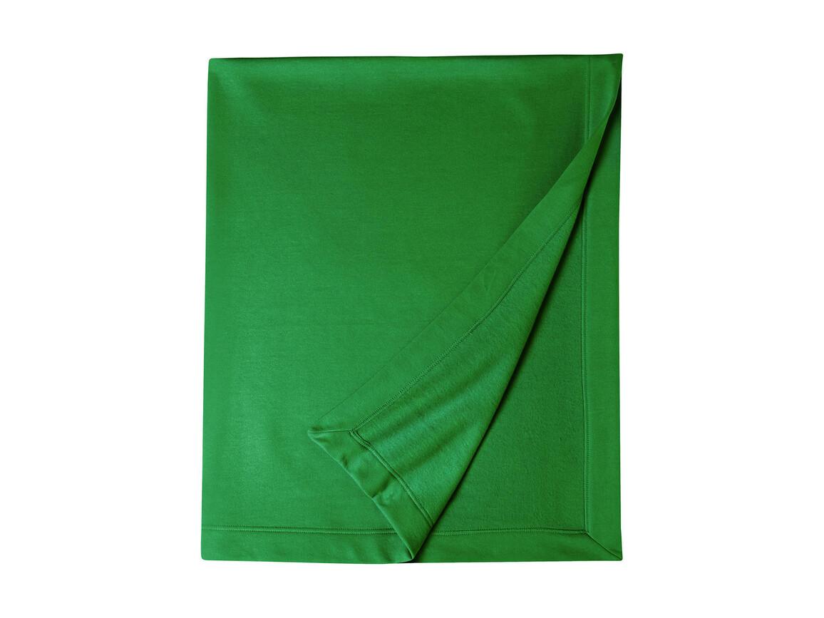 Gildan Gildan DryBlend® Fleece Stadium Blanket, Irish Green, One Size bedrucken, Art.-Nr. 001095090