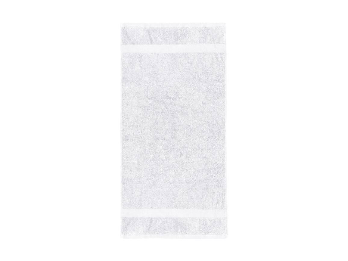Jassz Towels Seine Hand Towel 50x100 cm, White, One Size bedrucken, Art.-Nr. 003640000