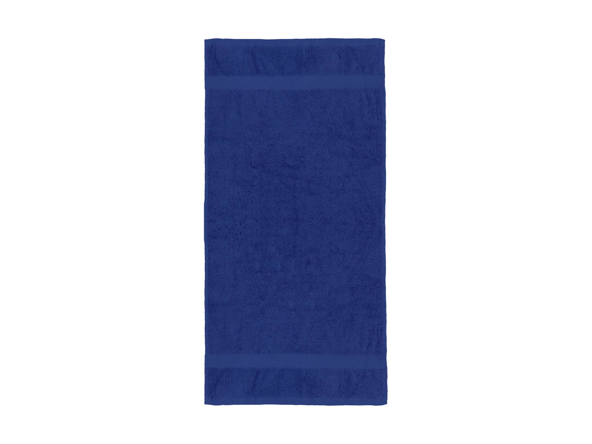 Jassz Towels Seine Hand Towel 50x100 cm, Navy, One Size bedrucken, Art.-Nr. 003642000