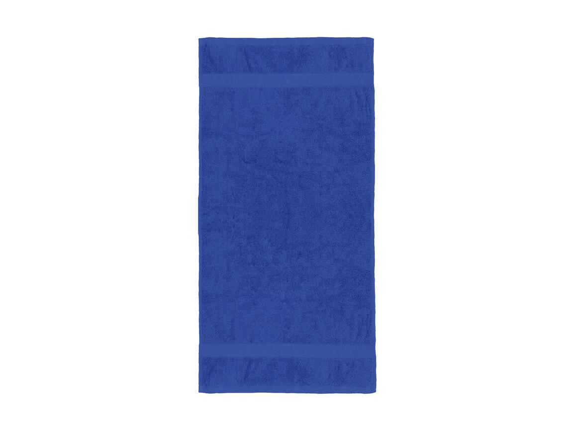 Jassz Towels Seine Hand Towel 50x100 cm, Royal, One Size bedrucken, Art.-Nr. 003643000