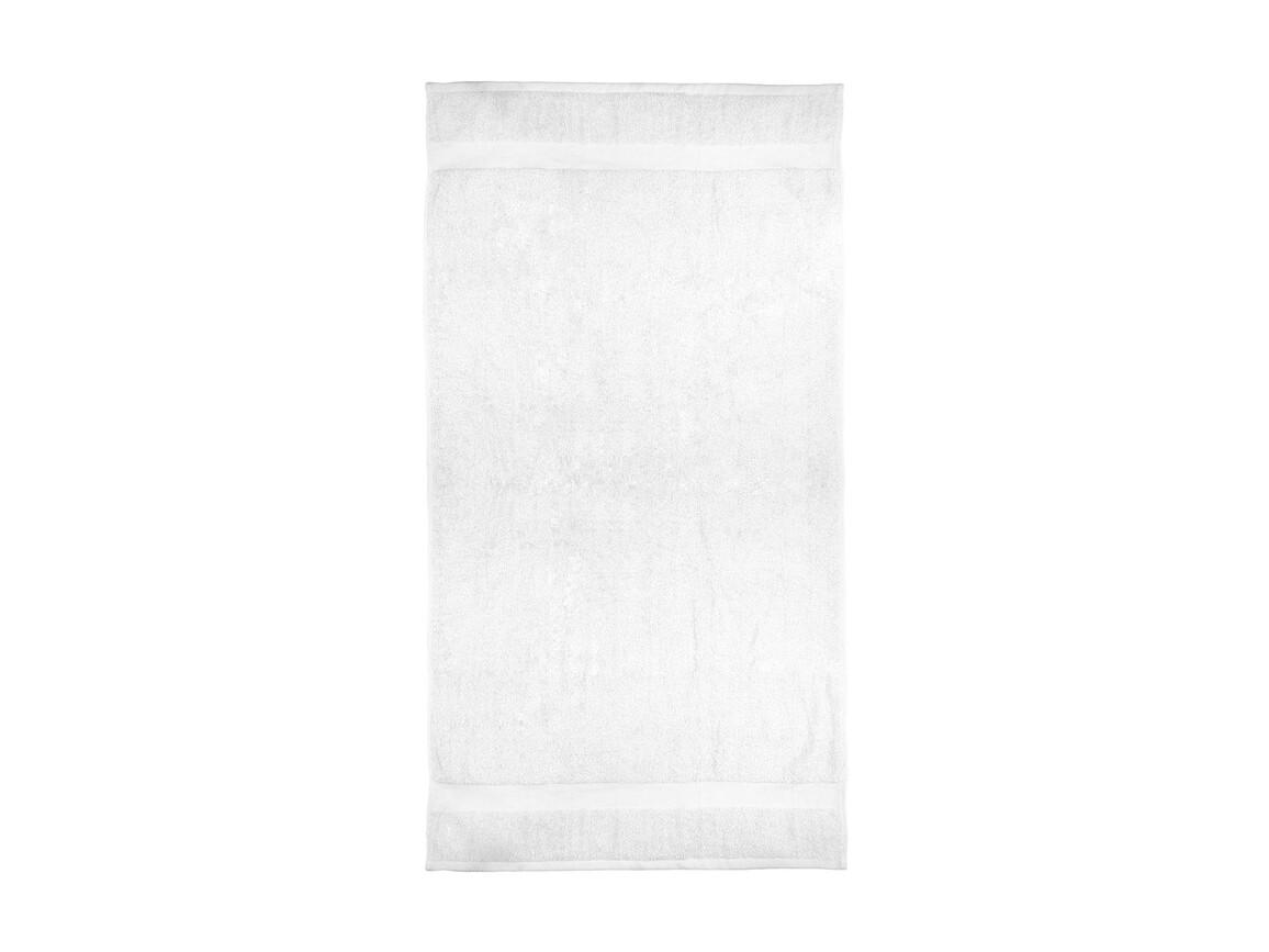 Jassz Towels Seine Bath Towel 70x140cm, White, One Size bedrucken, Art.-Nr. 004640000
