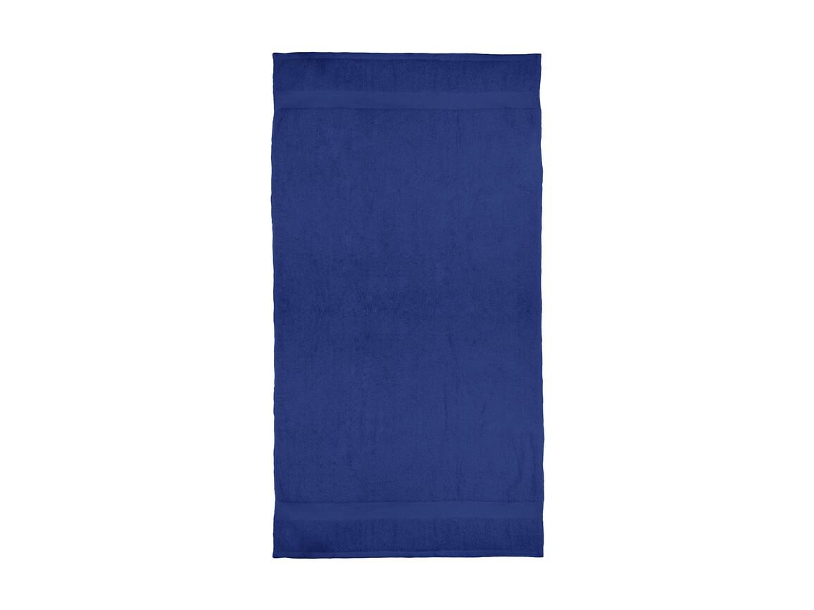 Jassz Towels Seine Bath Towel 70x140cm, Navy, One Size bedrucken, Art.-Nr. 004642000