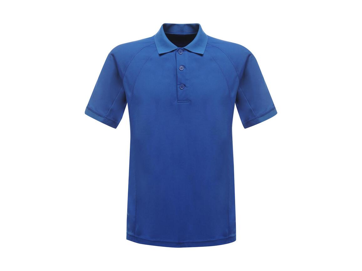 Regatta Coolweave Wicking Polo, Oxford Blue, 2XL bedrucken, Art.-Nr. 005173267