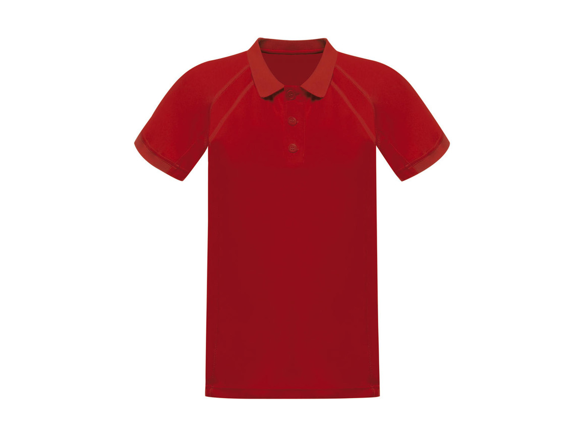 Regatta Coolweave Wicking Polo, Classic Red, M bedrucken, Art.-Nr. 005174014