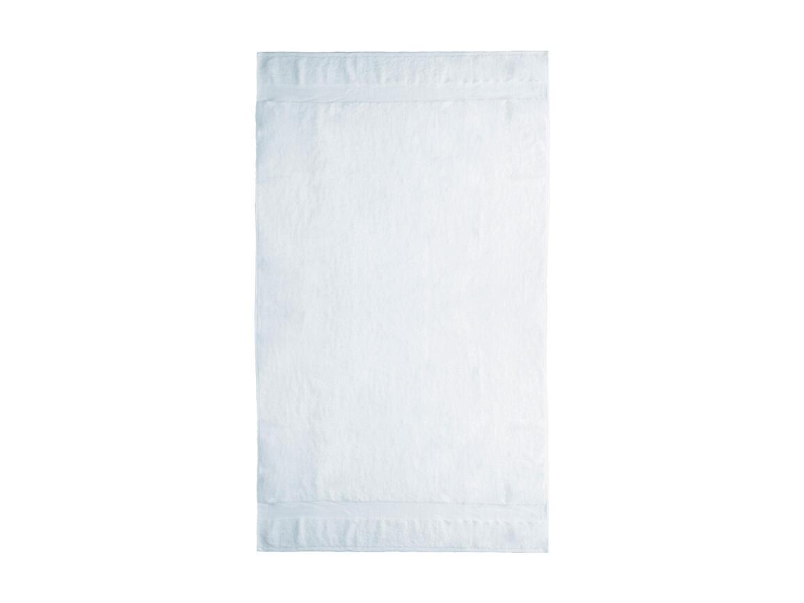 Jassz Towels Seine Beach Towel 100x180 cm, White, One Size bedrucken, Art.-Nr. 006640000