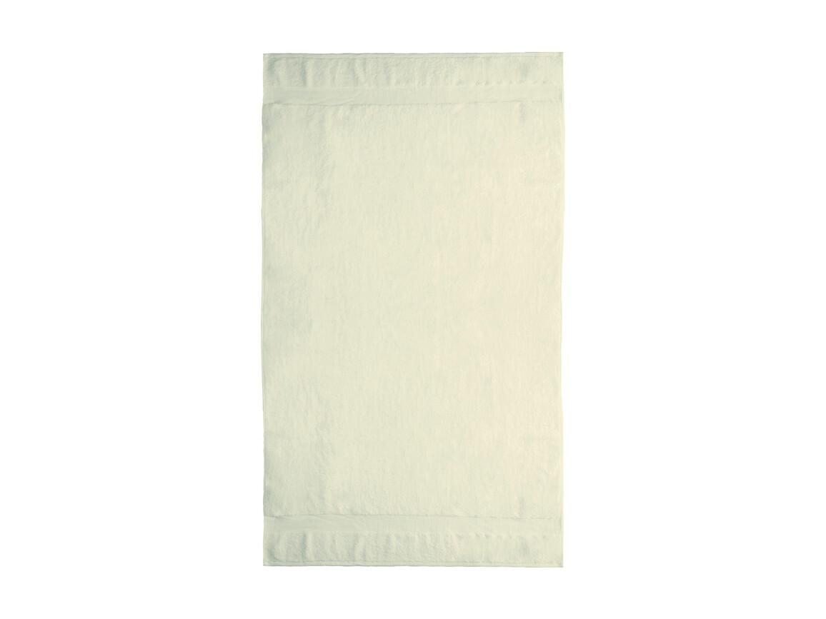Jassz Towels Seine Beach Towel 100x180 cm, Ecru, One Size bedrucken, Art.-Nr. 006640050