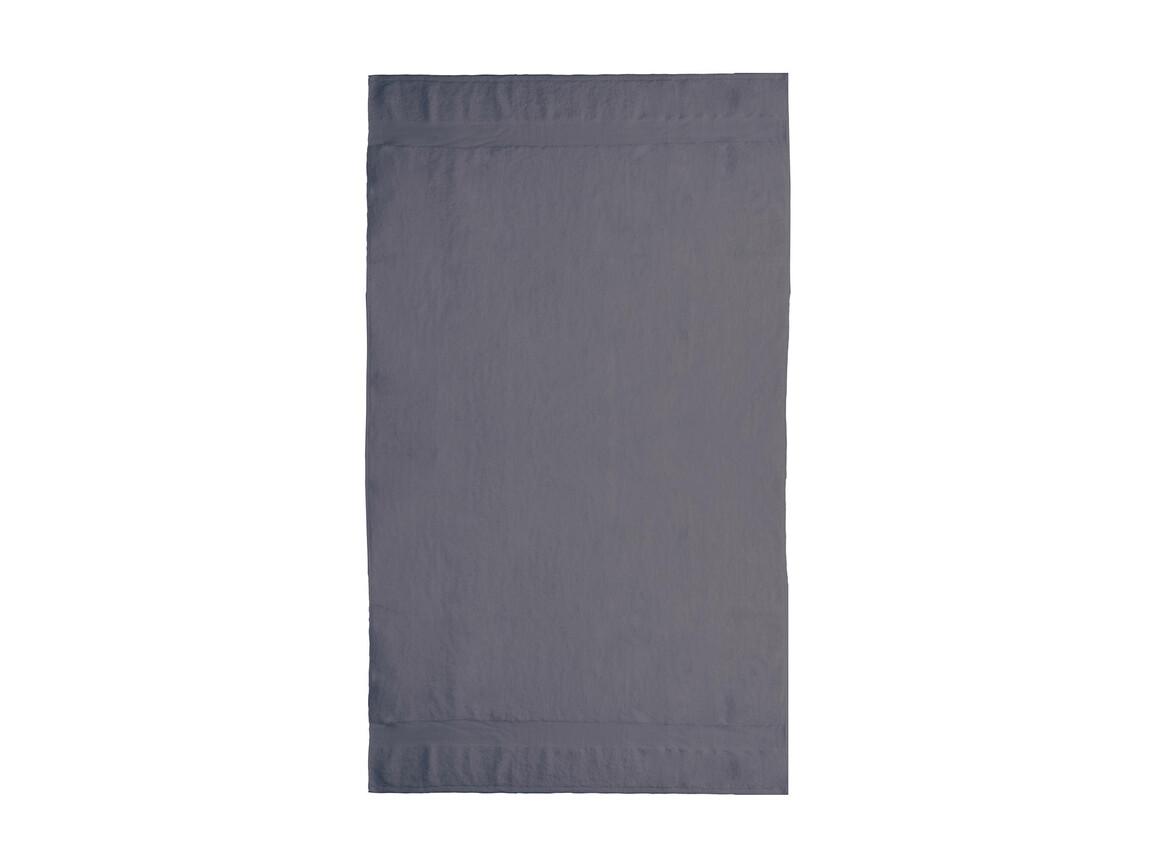 Jassz Towels Seine Beach Towel 100x180 cm, Grey, One Size bedrucken, Art.-Nr. 006641210
