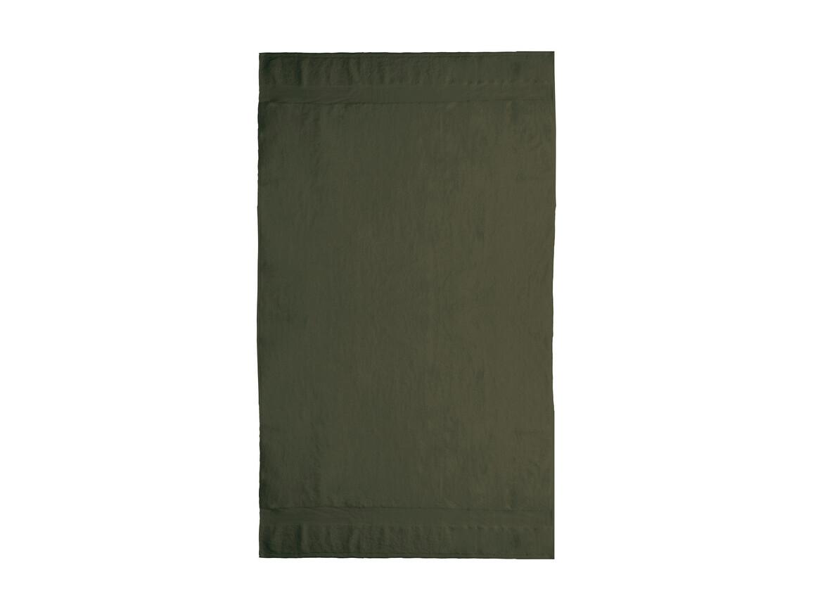 Jassz Towels Seine Beach Towel 100x180 cm, Chocolate, One Size bedrucken, Art.-Nr. 006647020