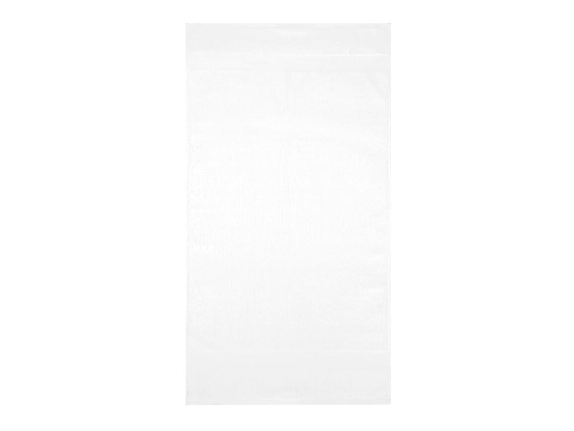 Jassz Towels Tiber Hand Towel 50x100 cm, Snowwhite, One Size bedrucken, Art.-Nr. 007640010