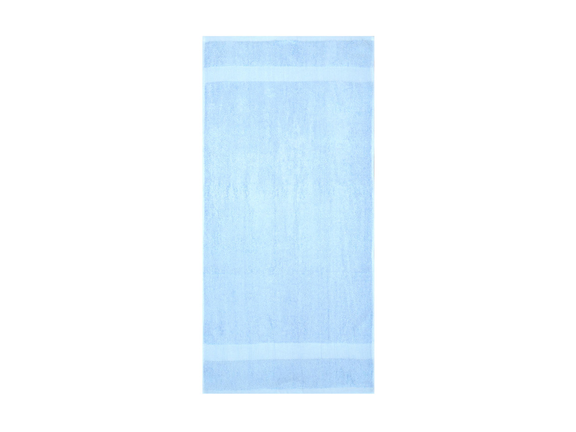 Jassz Towels Tiber Bath Towel 70x140 cm, Placid Blue, One Size bedrucken, Art.-Nr. 008643010