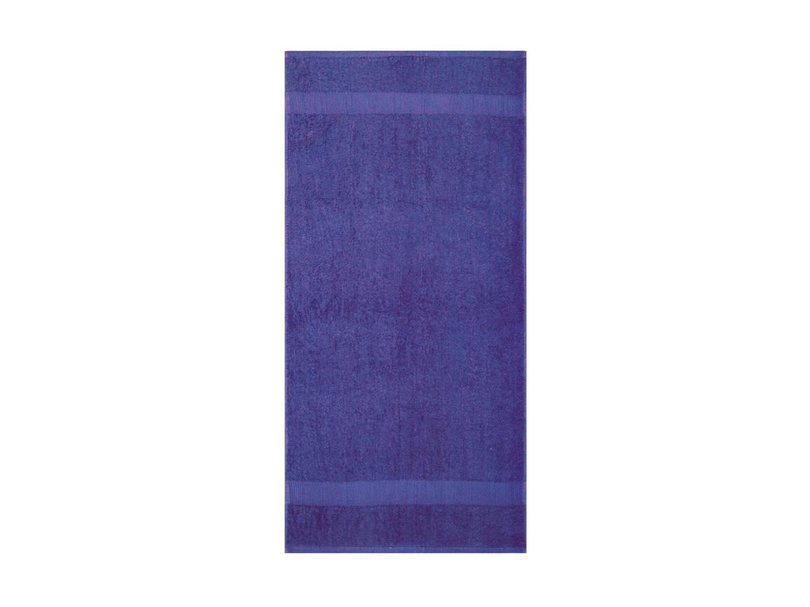 Jassz Towels Tiber Bath Towel 70x140 cm, Monaco Blue, One Size bedrucken, Art.-Nr. 008643050