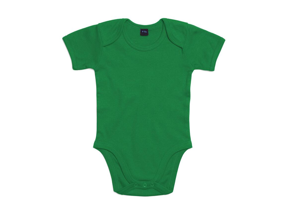 BabyBugz Baby Bodysuit, Kelly Green, 12-18 bedrucken, Art.-Nr. 010475184