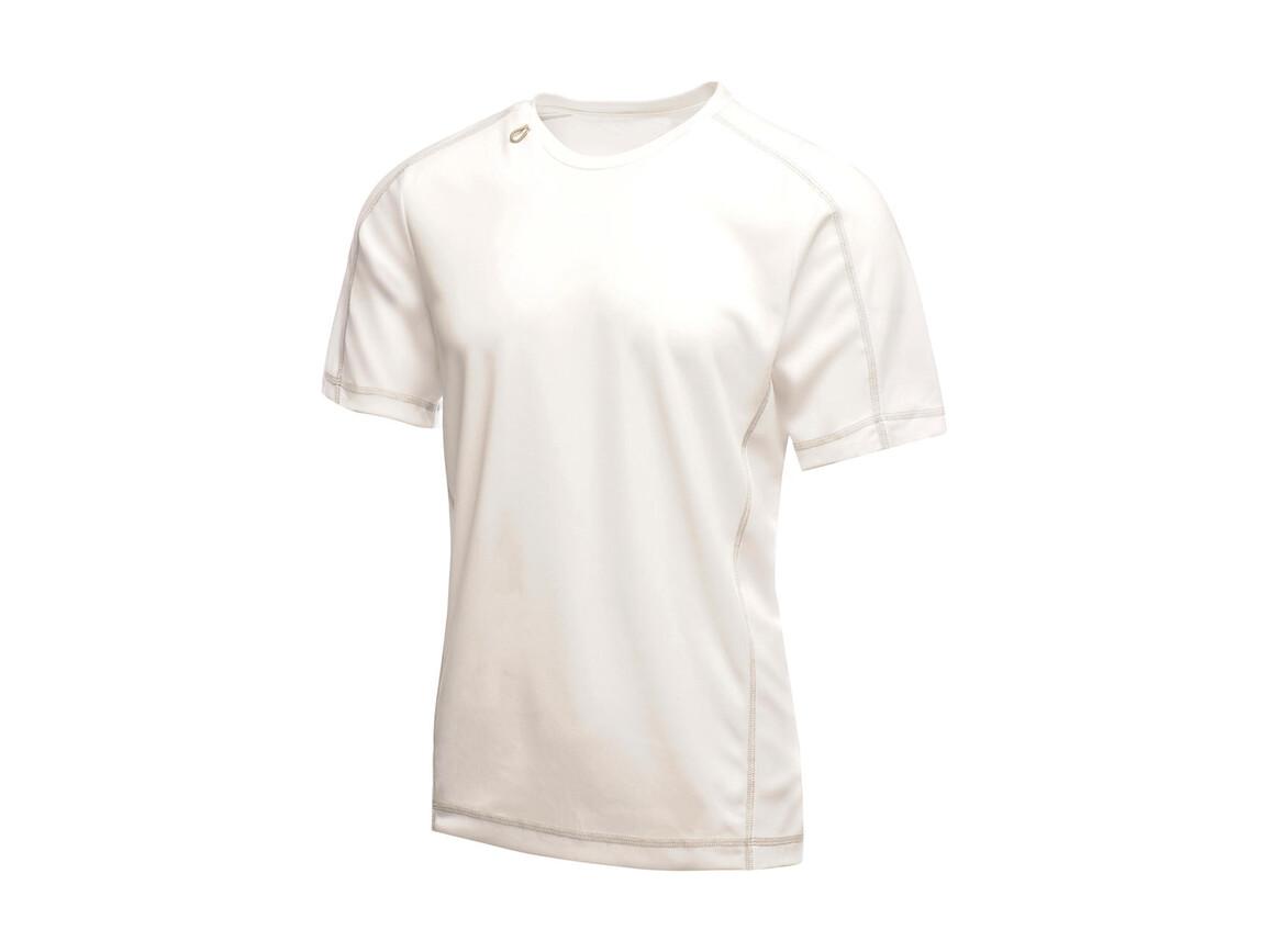 Regatta Beijing T-Shirt, White/White, L bedrucken, Art.-Nr. 020170505