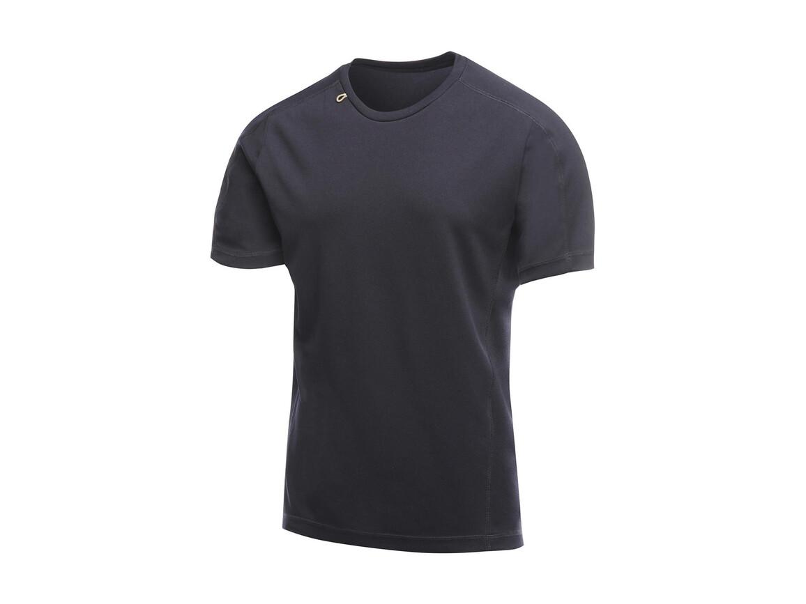 Regatta Beijing T-Shirt, Navy/Navy, M bedrucken, Art.-Nr. 020172564
