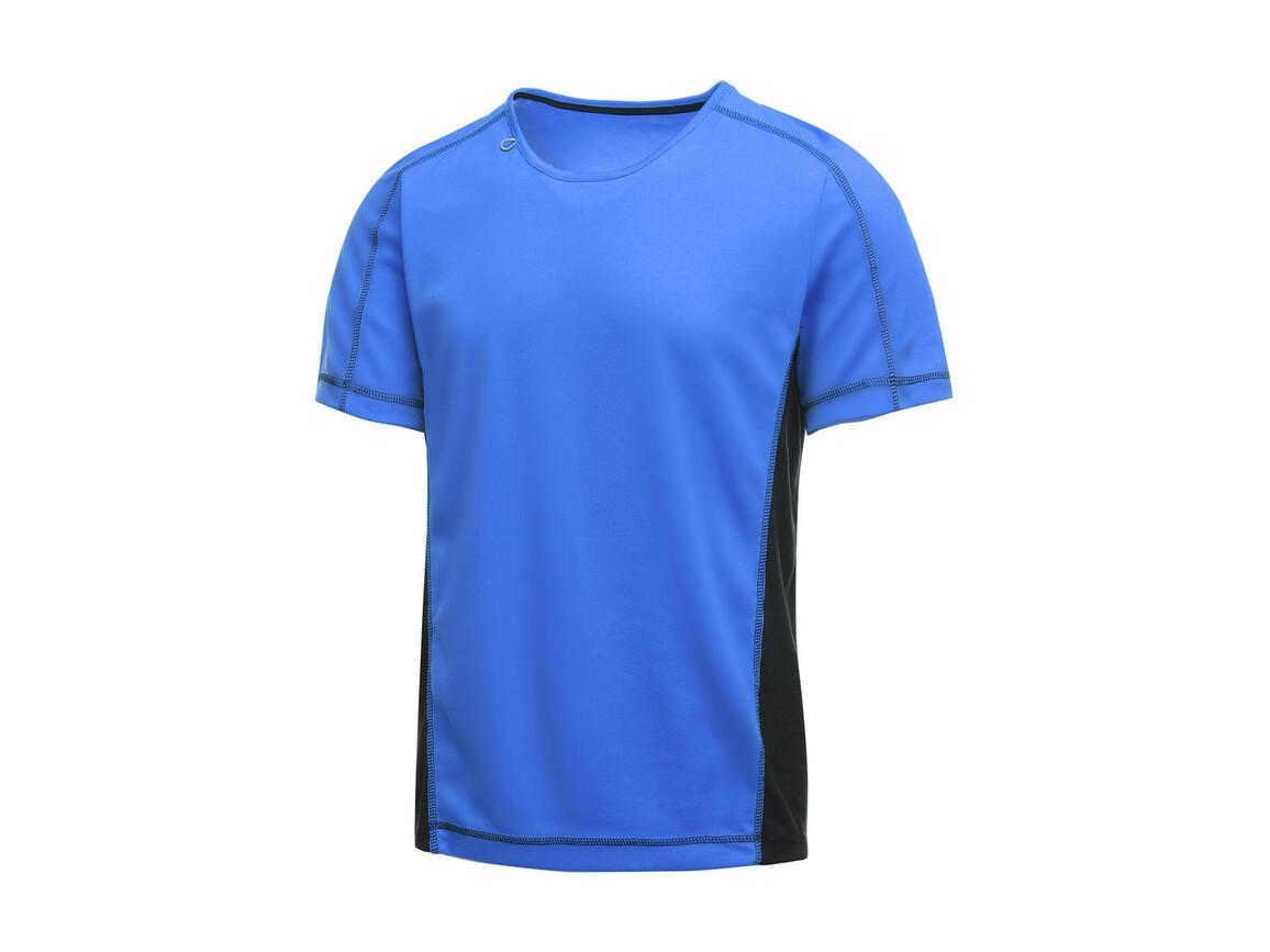 Regatta Beijing T-Shirt, Oxford Blue/Navy, L bedrucken, Art.-Nr. 020173525