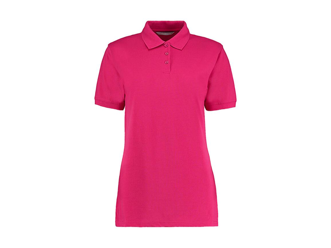 Kustom Kit Ladies` Classic Fit Polo Superwash® 60º, Raspberry, S bedrucken, Art.-Nr. 042114303