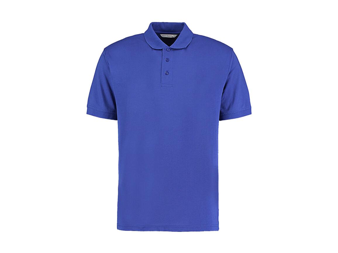 Kustom Kit Men`s Classic Fit Polo Superwash® 60º, Royal, M bedrucken, Art.-Nr. 043113004
