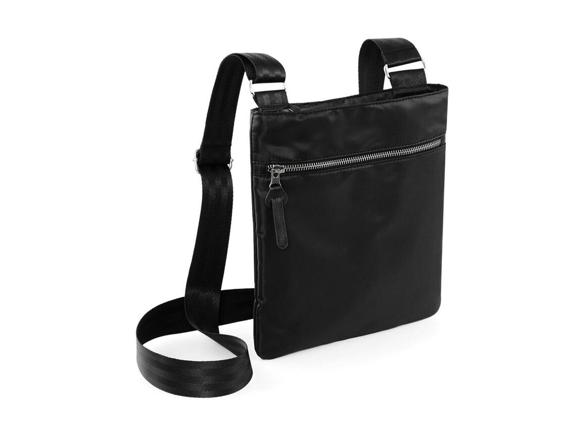 Bag Base Onyx Across Body Bag, Black, One Size bedrucken, Art.-Nr. 054291010