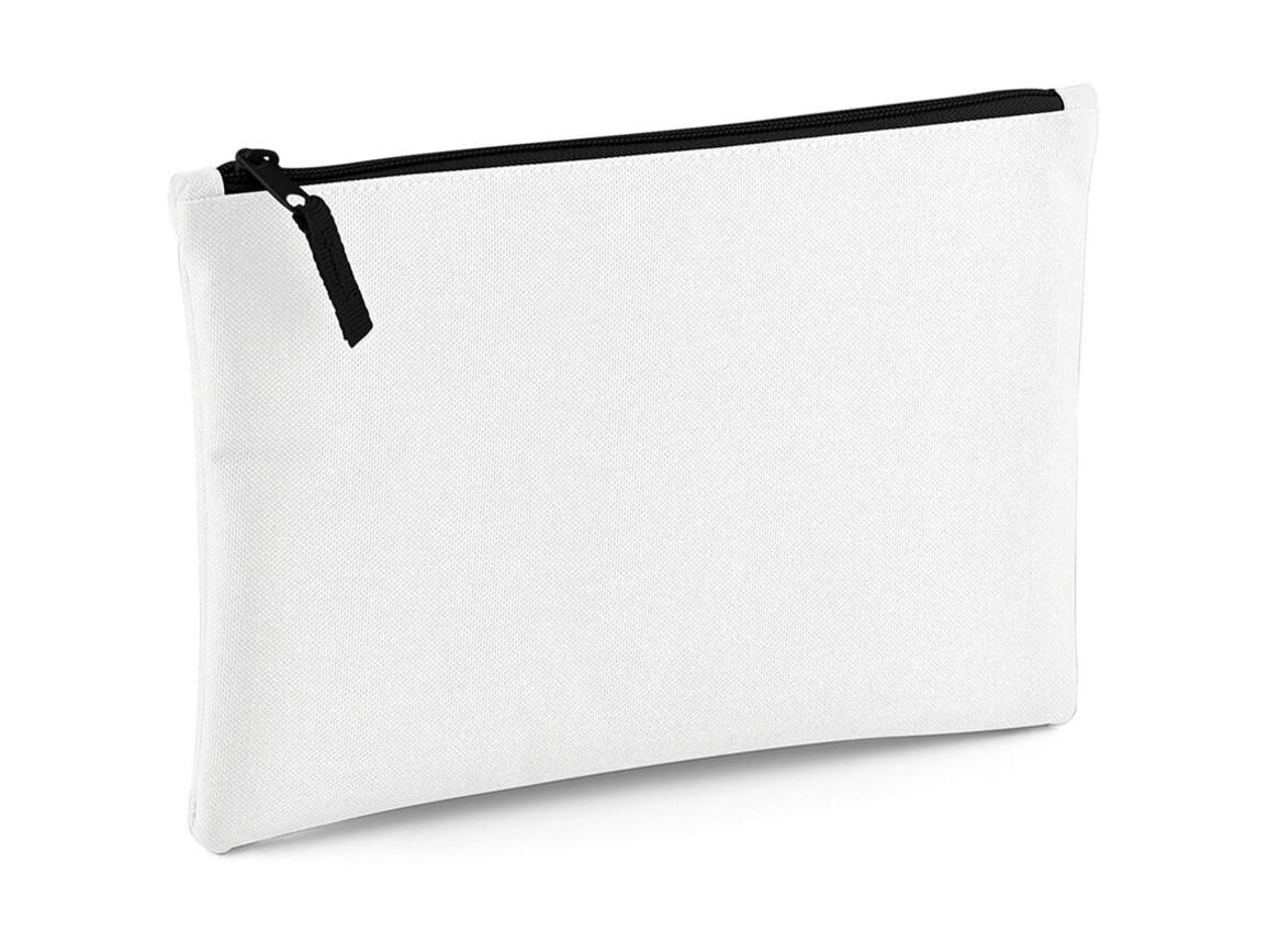 Bag Base Grab Pouch, White/Black, One Size bedrucken, Art.-Nr. 059290500