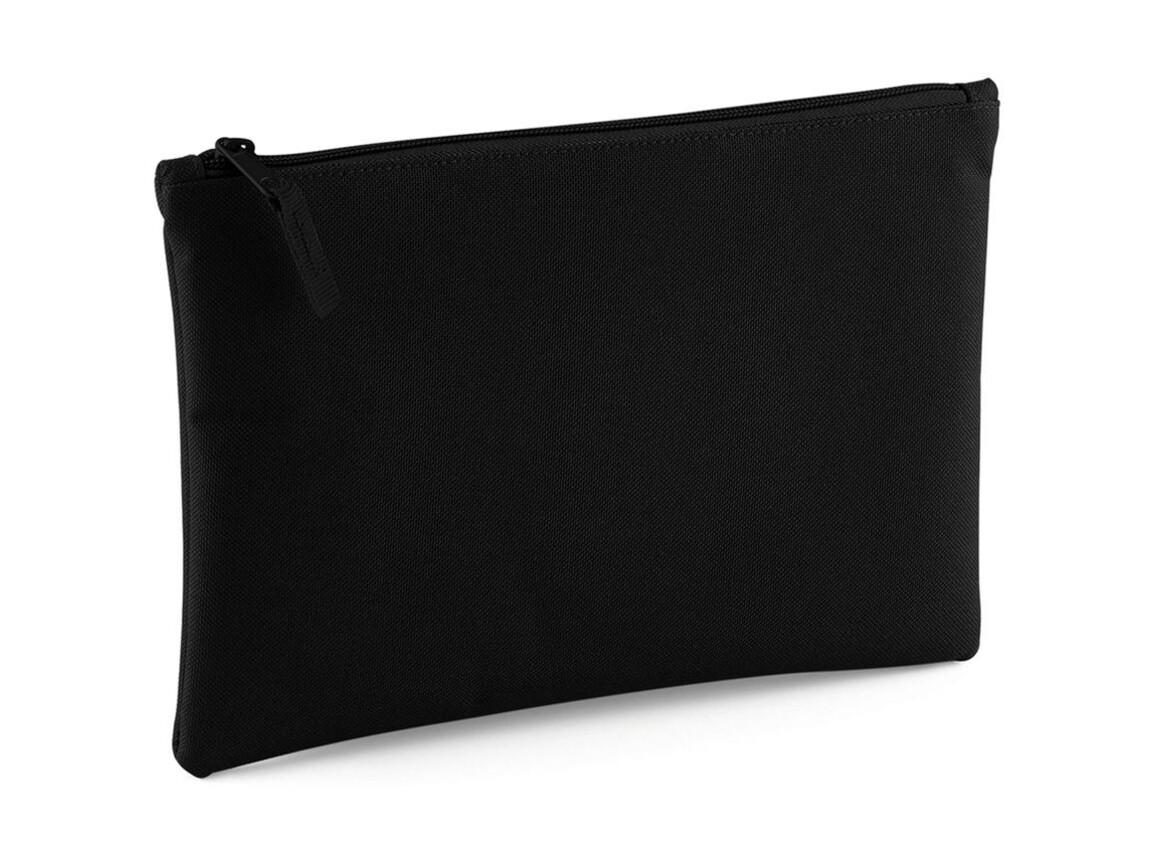 Bag Base Grab Pouch, Black/Black, One Size bedrucken, Art.-Nr. 059291520