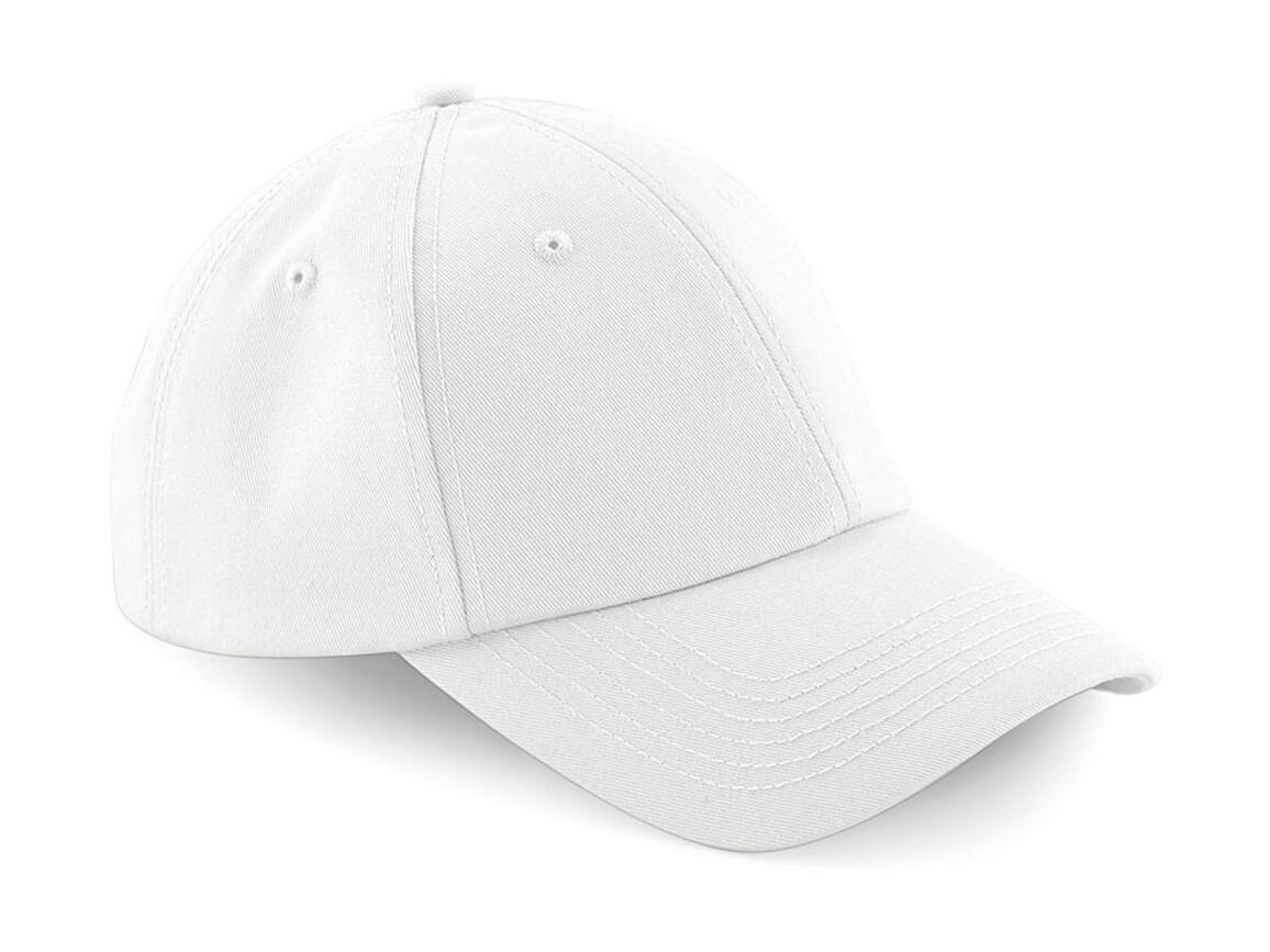 Beechfield Authentic Baseball Cap, Soft White, One Size bedrucken, Art.-Nr. 064690040