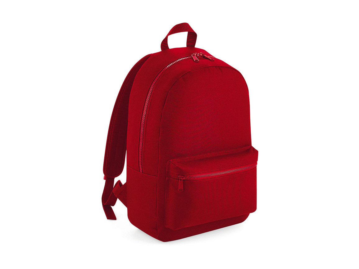 Bag Base Essential Fashion Backpack, Classic Red, One Size bedrucken, Art.-Nr. 065294010
