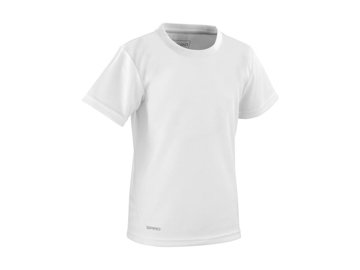 Result Junior Quick Dry T-Shirt, White, XL (11-12, 152) bedrucken, Art.-Nr. 072330006