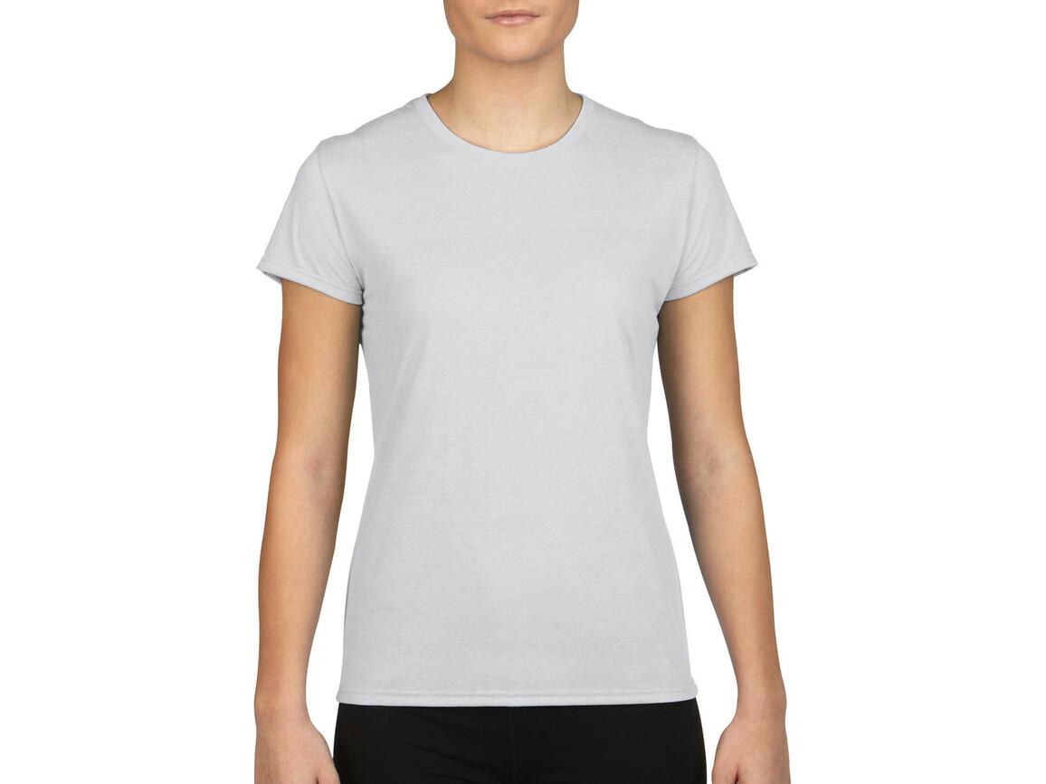 Gildan Gildan Performance® Ladies` T-Shirt, White, S bedrucken, Art.-Nr. 076090003