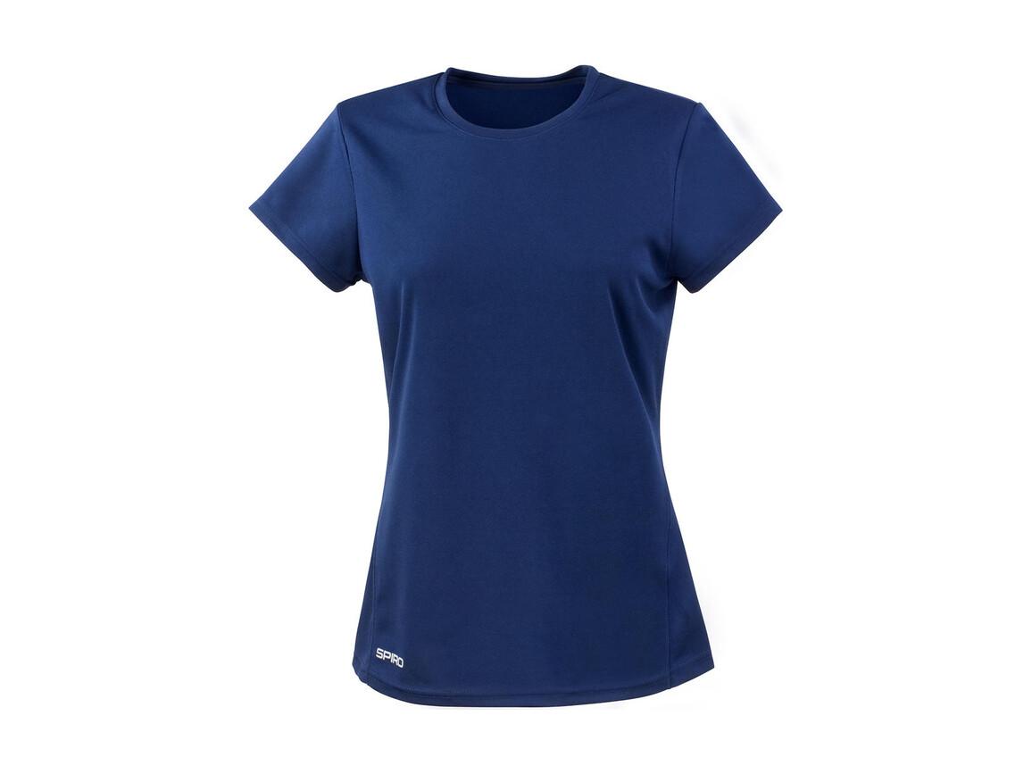 Result Ladies` Performance T-Shirt, Navy, S (10) bedrucken, Art.-Nr. 076332003