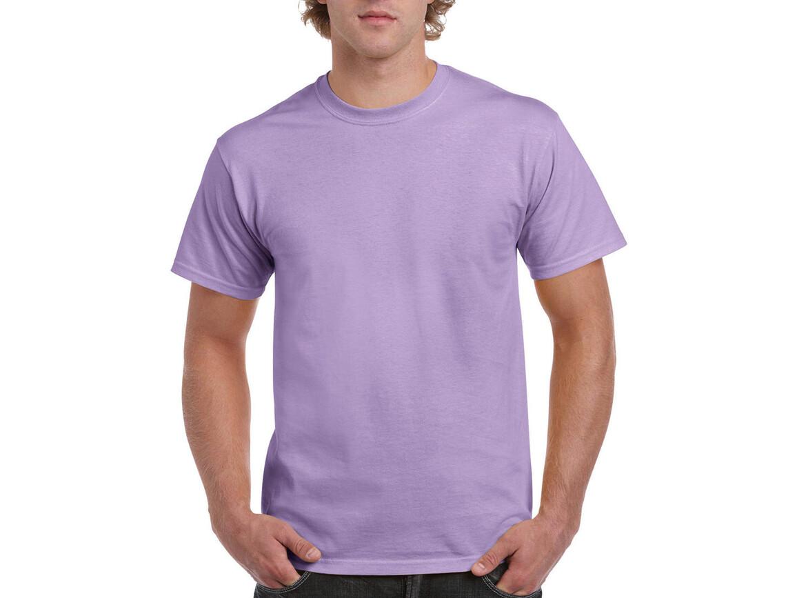 Gildan Ultra Cotton Adult T-Shirt, Orchid, XL bedrucken, Art.-Nr. 102093456