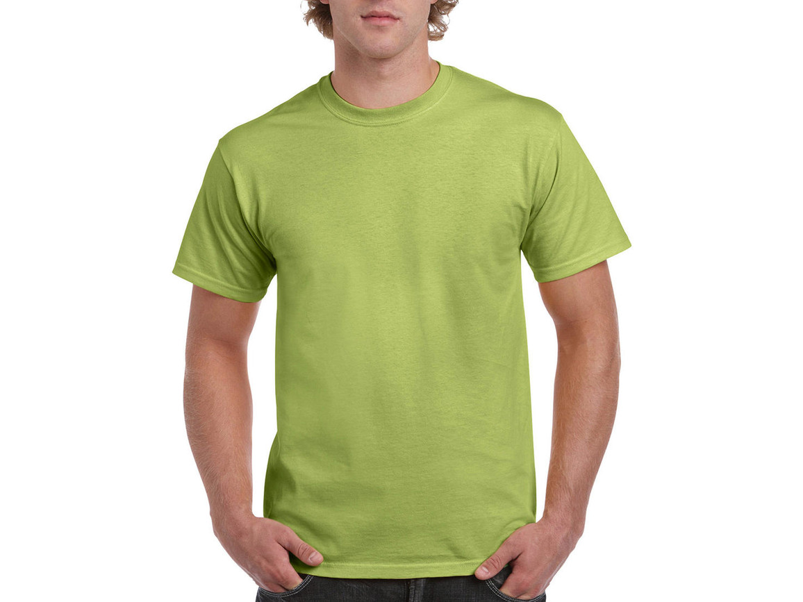 Gildan Ultra Cotton Adult T-Shirt, Pistachio, 2XL bedrucken, Art.-Nr. 102095057