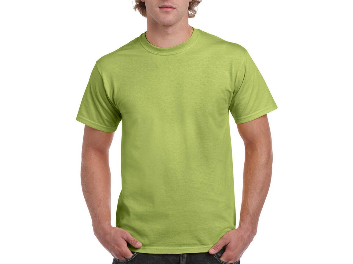 Gildan Ultra Cotton Adult T-Shirt, Pistachio, XL bedrucken, Art.-Nr. 102095056